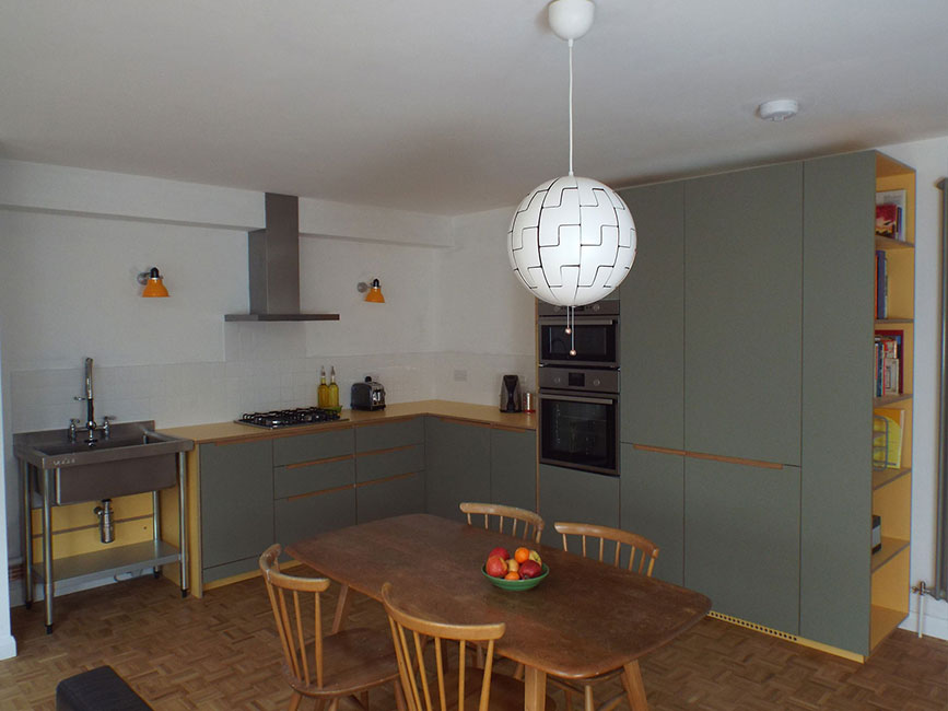 Faversham kitchen by Bespokea