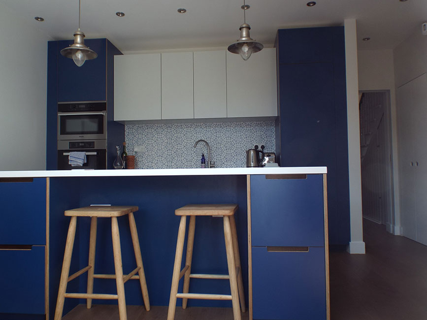 Herne Hill kitchen by Bespokea