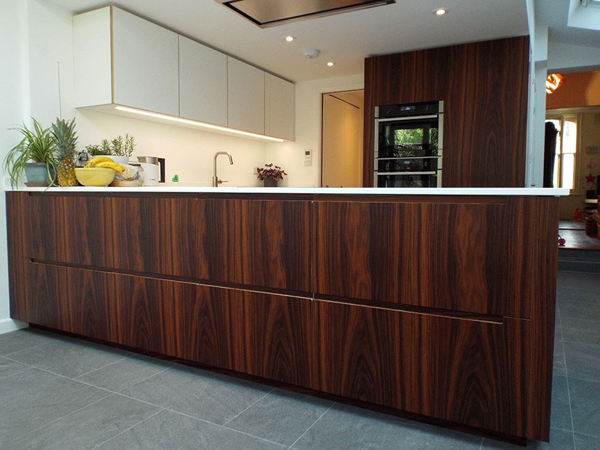 Nunhead kitchen by Bespokea